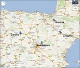 Areas del proyecto LIFE+ Crops for Better Soil