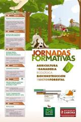 Jornadas de formación sobre agricultura y ganadería ecológica