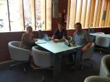 Reunión técnica de los socios Transfer y Transati