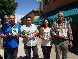 Última visita técnica a los agricultores del proyecto de la zona de Zamora
